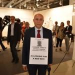 Kunst, Stolperfallen und Wackelbildchen – Art Basel '11