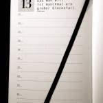 13. Dezember – 10 Jahresbuch