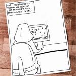 Kipfarls Comic-Adventskalender-Abenteuer #21