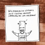Kipfarls Comic-Adventskalender-Abenteuer #6